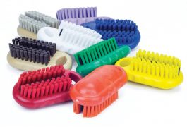 CEPILLO para MANOS Y sanitización de uñas
